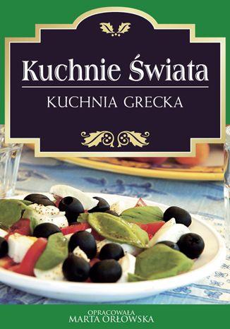 Okładka książki/ebooka Kuchnia grecka