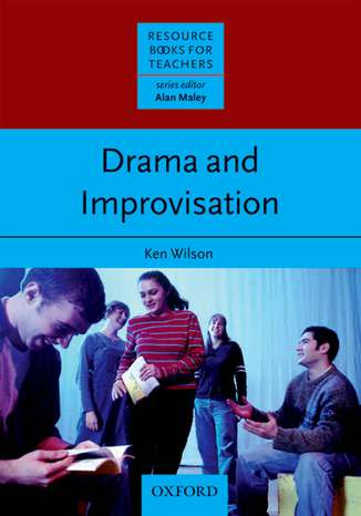 Okładka książki/ebooka Drama & Improvisation - Resource Books for Teachers