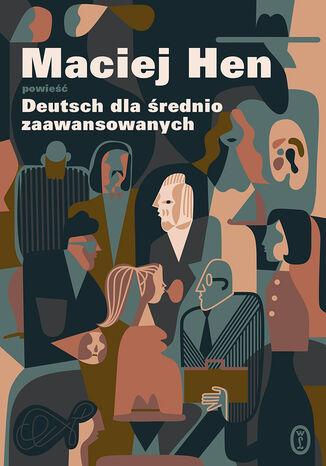 Okładka książki/ebooka Deutsch dla średnio zaawansowanych