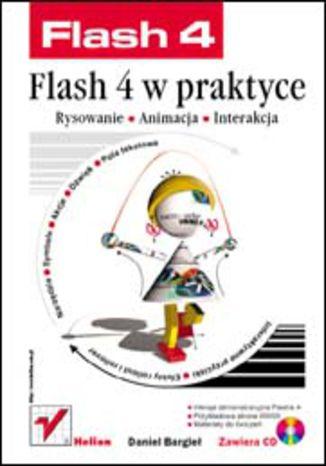 Okładka książki/ebooka Flash 4 w praktyce