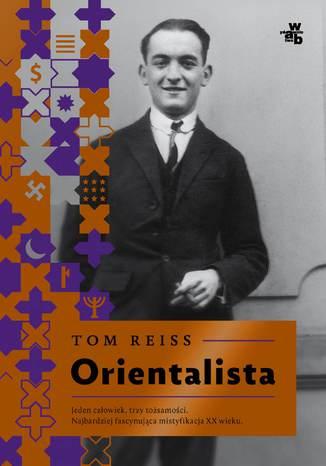 Okładka książki/ebooka Orientalista