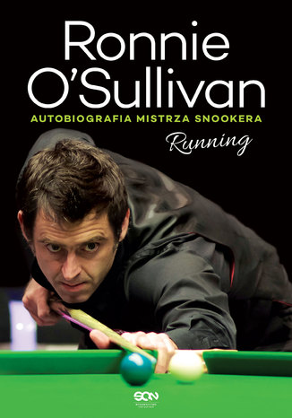 Okładka książki/ebooka Running. Autobiografia mistrza snookera
