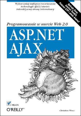 Okładka książki/ebooka ASP.NET AJAX. Programowanie w nurcie Web 2.0