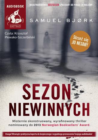 Okładka książki Sezon niewinnych