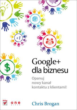 Okładka książki/ebooka Google+ dla biznesu