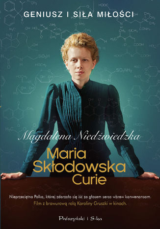 Okładka książki/ebooka Maria Skłodowska-Curie