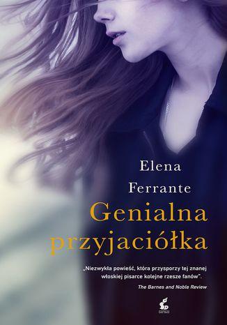 Okładka książki/ebooka Genialna Przyjaciółka