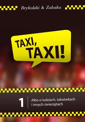 Okładka książki/ebooka Taxi, taxi!