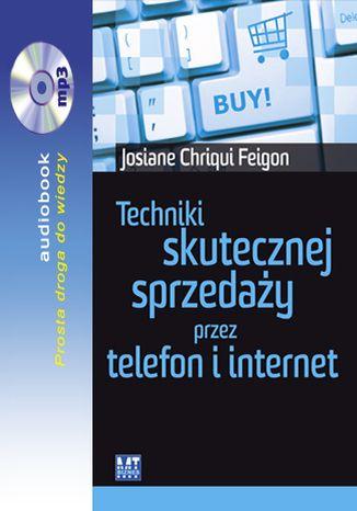 Okładka książki/ebooka Techniki skutecznej sprzedaży