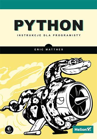 Okładka książki/ebooka Python. Instrukcje dla programisty
