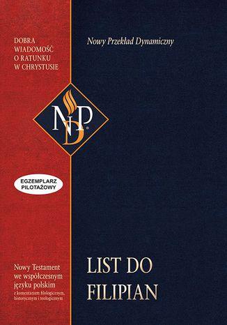 Okładka książki/ebooka List do Filipian