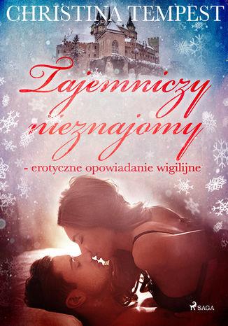 Okładka książki/ebooka Tajemniczy nieznajomy - erotyczne opowiadanie wigilijne