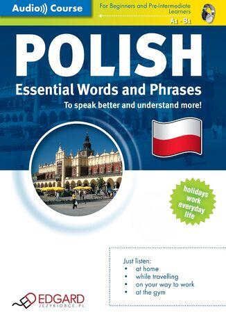Okładka książki/ebooka Polish Essential Words and Phrases