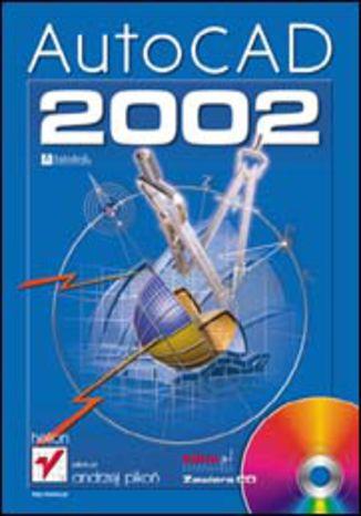 Okładka książki/ebooka AutoCAD 2002