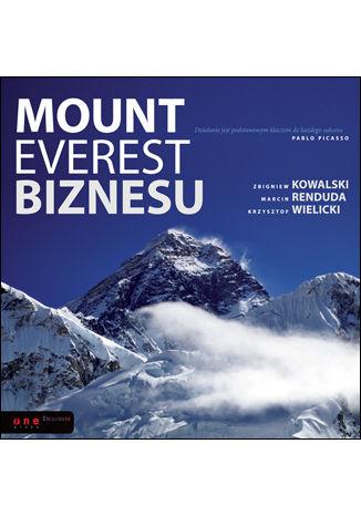 Okładka książki/ebooka Mount Everest biznesu