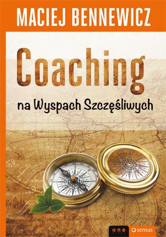 Okładka książki/ebooka Coaching na Wyspach Szczęśliwych