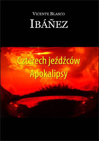 Okładka książki/ebooka Czterech jeźdźców Apokalipsy
