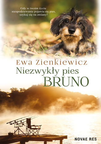 Okładka książki/ebooka Niezwykły pies Bruno