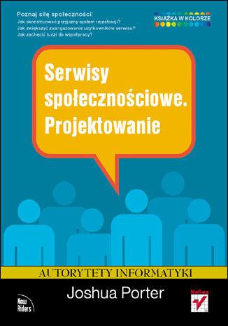 Okładka książki/ebooka Serwisy społecznościowe. Projektowanie