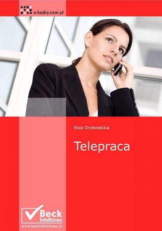 Okładka książki/ebooka Telepraca