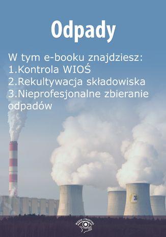 Okładka książki/ebooka Odpady, wydanie sierpień 2014 r