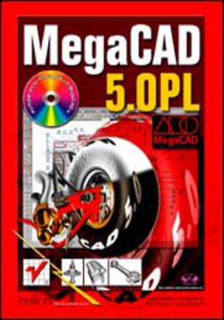 Okładka książki/ebooka MegaCAD 5.0 PL