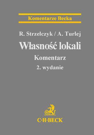 Okładka książki/ebooka Własność lokali. Komentarz