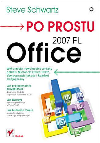 Okładka książki/ebooka Po prostu Office 2007 PL