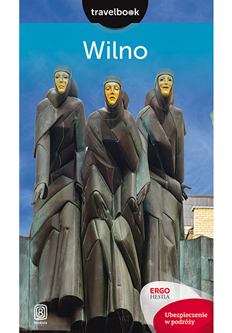 Okładka książki/ebooka Wilno. Travelbook. Wydanie 1