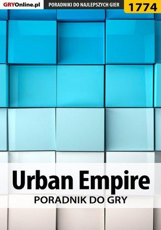 Okładka książki/ebooka Urban Empire - poradnik do gry
