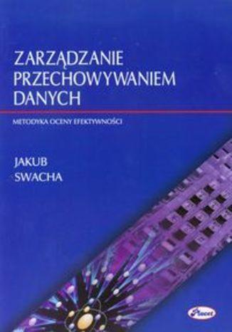 Okładka książki/ebooka Zarządzanie przechowywaniem danych