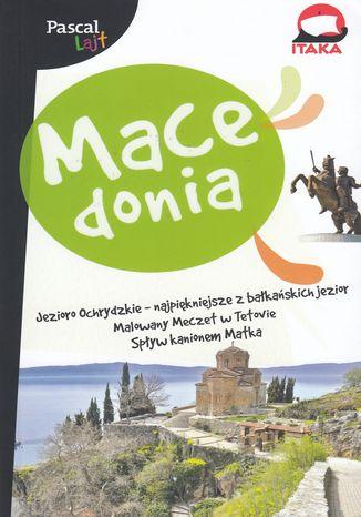 Okładka książki/ebooka Macedonia Pascal Lajt