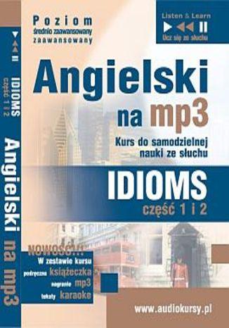 Okładka książki/ebooka Angielski namp3 Idioms część 1 i2