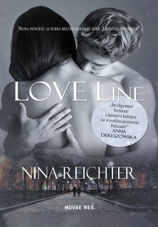 Okładka książki/ebooka LOVE Line