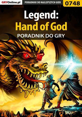 Okładka książki/ebooka Legend: Hand of God - poradnik do gry