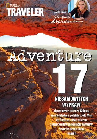 Okładka książki/ebooka Adventure. 17 niesamowitych wypraw