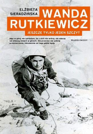 Okładka książki/ebooka Wanda Rutkiewicz