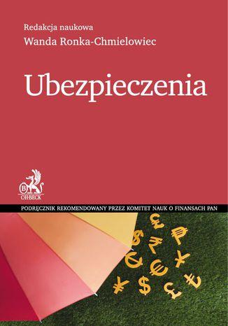 Okładka książki/ebooka Ubezpieczenia