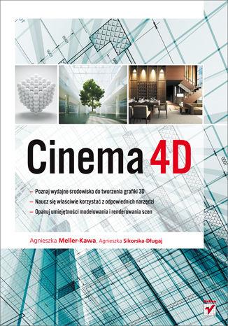 Okładka książki/ebooka Cinema 4D