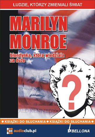 Okładka książki/ebooka Marylin Monroe