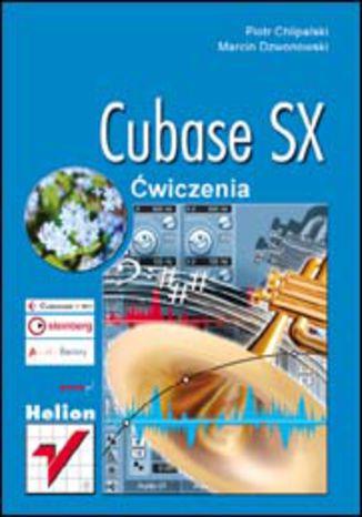 Okładka książki/ebooka Cubase SX. Ćwiczenia