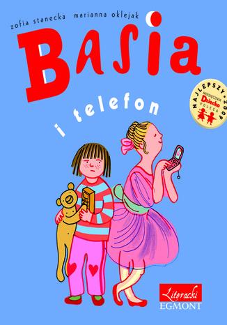 Okładka książki/ebooka Basia i telefon