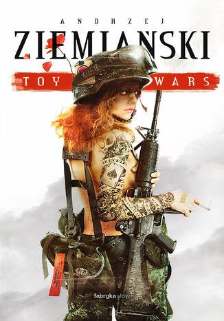 Okładka książki/ebooka Toy Wars