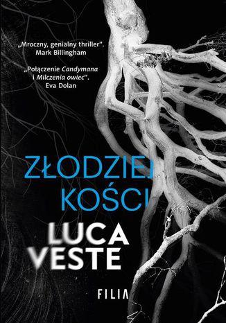 Okładka książki/ebooka Złodziej kości