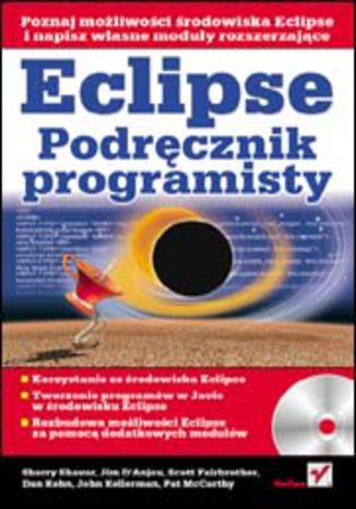 Okładka książki/ebooka Eclipse. Podręcznik programisty