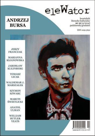 Okładka książki/ebooka eleWator 10 (4/2014) - Andrzej Bursa