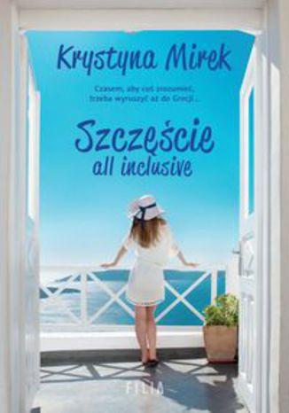 Okładka książki Szczęście all inclusive