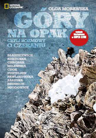 Okładka książki/ebooka Góry na opak, czyli rozmowy o czekaniu