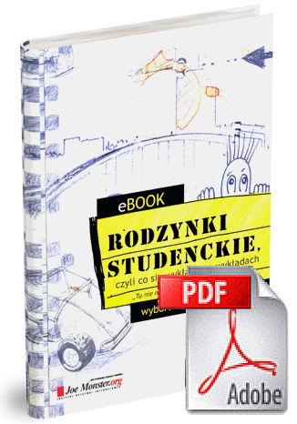 Okładka książki Rodzynki studenckie, czyli co sie wykłada na wykładach