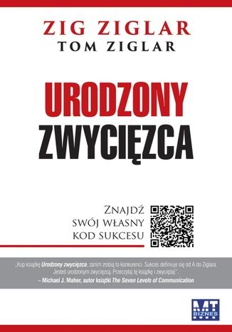 Okładka książki/ebooka Urodzony zwycięzca